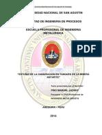 """""""ESTUDIO DE LA CIANURACION EN TANQUES DE LA MINERA.pdf"""