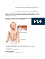 pyloric stenosis.docx