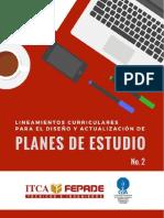 Lineamientos Curriculares Itca-fepade 2018_1332018