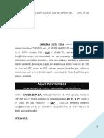 Acao Revisional Cedula Credito Comercial Alienacao Fiduciaria Veiculo