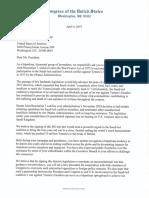 Bicameral S.J.Res.7 Letter