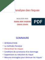 Grille D'Analyse Des Risques