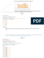 Las Sumas de Riemann