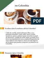 Café Da Manhã Da Colômbia_Espanhol