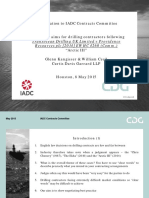 CDG Presentation to IADC Contractors Committee Final
