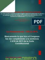 Así Queda El Derecho de Petición en Colombia..