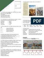 6° Ano Prova Conceito de História, Tempo e Fontes Históricas.docx