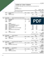6.0 Analisis de Precios Unitarios