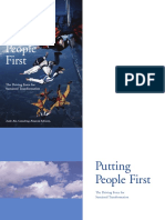 Deloitte - Putting People First