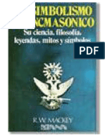Mackey Albert - El Simbolismo Francmasonico.pdf