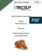 Análisis Dinámico De Mecanismos.docx