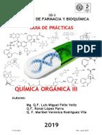 GUIA QUIMICA ORGANICA 2019