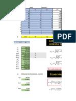 Estadistica Formulas Anova, Regresion Lineal y Mas