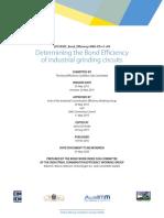 Guidelines Bond Efficiency REV 2018