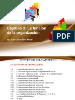 CAPITULO # 3 LA ORGANIZACIÓN.pdf
