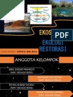 Ekosistem Dan Ekologi Restorasi