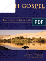 Epdf.tips the Fifth Gospel the Gospel of Thomas Comes of Age