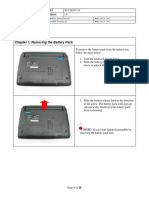 Dissasembly and Assembly Instruction PICO CJM Series Version.1