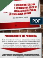 Diapositiva de Responsabilidad de Los Abogados