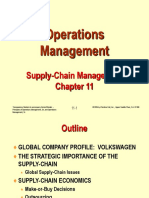 CH11-Supply Chain Management