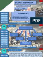 Materi & Nama Kelompok D3