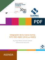Estructura Alto Nivel ICONTEC