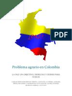 Problema Agrario en Colombia