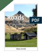 Roads Less Traveled in Northeast Oregon | Steve Arndt