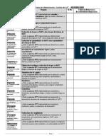 Checklist.14.Procesos.iso.45001.2018.Junio 2018