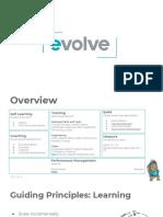 Company presentation OKR, objectives and key results