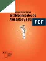 ESTABLECIMIENTO DE ALIMENTOS Y BEBIDAS