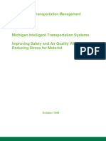 Intelligent Transport Systems-A Case Study