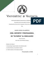 Lizaga Villarroya, Javier - Cine, deporte y propaganda. De 'Olympia' al simulacro.pdf