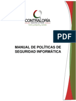 M 113 01 Manual Políticas de Seguridad Informática