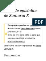 Lista de episódios de Samurai X – Wikipédia.pdf