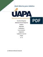 Tarea I - Legislacion Comercial.docx