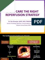 STEMI Care Reperfusions Trategy - Dr Eka Ginanjar