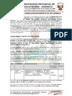 CONTRATO PARA LA FORMULACIÓN DE INVERSIÓN N° 001-2019-MPHBBA-edwin broncano