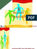 Relação Pedagógica.ppt