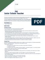 JS Teacher