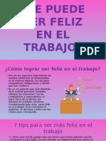 SE PUEDE SER FELIZ EN EL TRABAJO.pptx