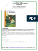 Secuencia Lengua Novela 3 y 4 -Articulacin