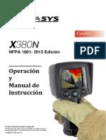 X-Series_NFPA Operating and Instruction Manual Español.pdf