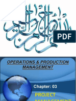 Chapter 03 Project Management[1]