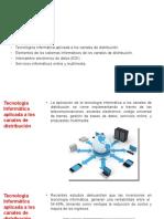 Tecnologia de La Informacion en Distribucion