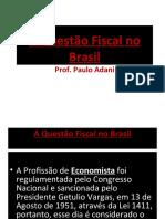 Questão Fiscal no Brasil