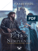 Kaaberbøl, Lene - Saga de la Avergonzadora 03 - El don de la serpiente.pdf