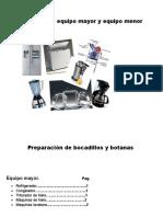 Catálogo de equipo mayor y equipo menor.docx