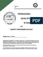 43460-4b Safety Prg Afloat PQS