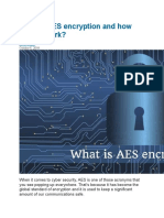 What is AES encryption and how does it work.docx